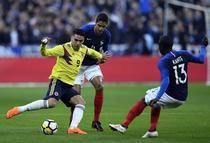 Franta vs Columbia