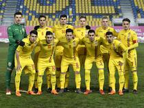 Nationala U19 de fotbal a Romaniei