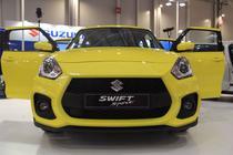 Suzuki Swift Sport la SIAB 2018