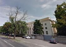 Ambasada Rusiei la Bucuresti