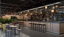 Kaufland_Pop-up restaurant