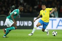 Brazilia, victorie cu Germania