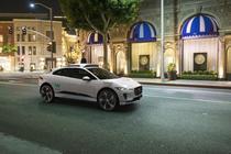 Waymo Jaguar Land Rover I-PACE