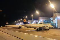 Avioane Lufthansa