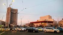 Teatrul National si hotelul Intercontinental