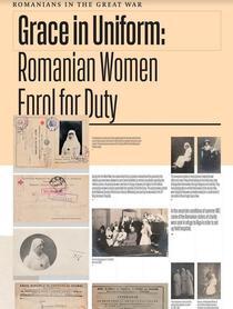 Romancele in Primul Razboi Mondial