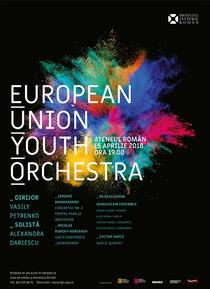 EUYO in concert la Ateneul Roman