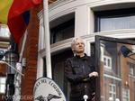 Julian Assange, in ambasada Ecuadorului de la Londra