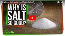 De ce preferam alimentele sarate
