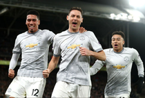 Manchester United, victorie pe terenul lui Crystal Palace