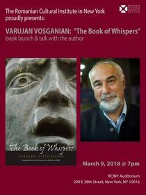 Varujan Vosganian: Cartea soaptelor