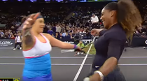 Serena Williams si Marion Bartoli