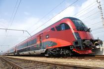 Tren Railjet al Cailor Ferate Austriece OBB