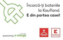 Card incarcare gratuita_Kaufland Romania_Reteaua e-charge