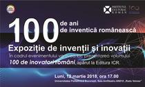100 de inventatori romani