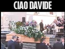Davide Astori, condus pe ultimul drum