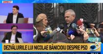 Nicolae Banicioiu, despre candidatura, Dragnea si PSD