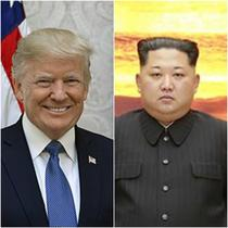 Donald Trump/ Kim Jong-Un