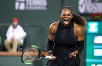 Serena Williams, din nou in actiune