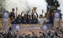 PSG, triumfatoare in Cupa Ligii Frantei