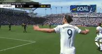Ibrahimovic, doua goluri in primul meci pentru LA Galaxy