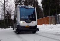 Autobuz electric si fara sofer