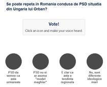 Sondaj Ungaria Romania