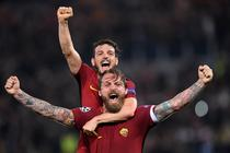 Roma, in semifinalele Champions League