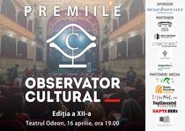 Gala Observator cultural 2018