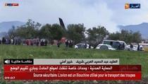 Avion militar prabusit langa Alger