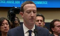 Mark Zuckerberg, audiat in Congres