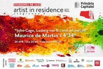 Maurice de Martin - concert 26 aprilie