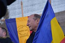 Traian Basescu la Chisinau