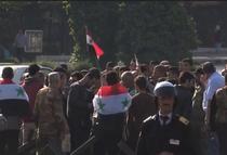 Sirieni iesiti pe strazile din Damasc