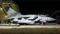 Avioanele de vanatoare Tornado ale RAF