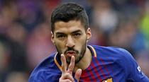 Suarez, inca un gol pentru Barcelona