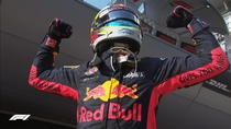 Daniel Ricciardo, victorie in China