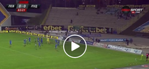 Claudiu Keseru, gol superb