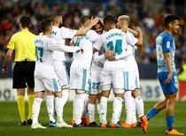 Real Madrid, victorie la limita cu Malaga