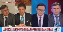 Ionut Lupescu, sustinut la Antena 3