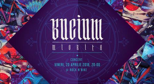 Concert Bucium Sibiu 20 aprilie