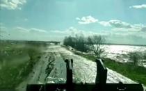 Autoritatile din Teleorman au decis deversarea controlata a lacului Suhaia