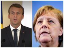 Macron si Merkel