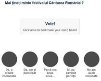 Sondaj Cantarea Romaniei