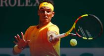 Rafael Nadal, la Monte Carlo Masters