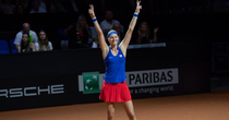 Petra Kvitova, victorie in FedCup