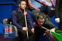 Ronnie O'Sullivan, in turul doi la CM de snooker