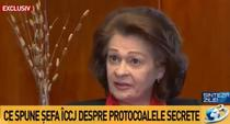 Cristina Tarcea, sefa ICCJ, interviu la Antena 3
