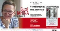 "Guzel Iahina: ""Zuleiha deschide ochii"""