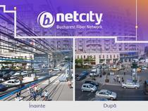 Reteaua subterana de fibra optica Netcity